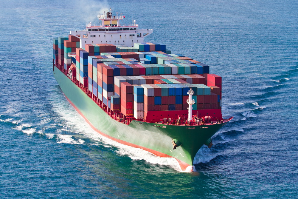 Arrow - Container Ship